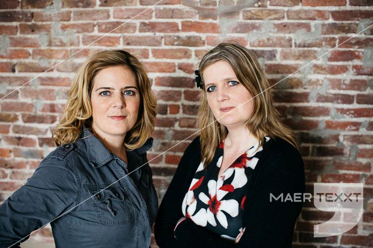 MaerTexxT Aukje Maud tekstschrijver
