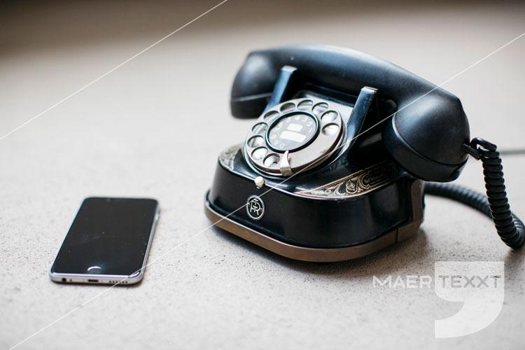 MaerTexxT telefoon